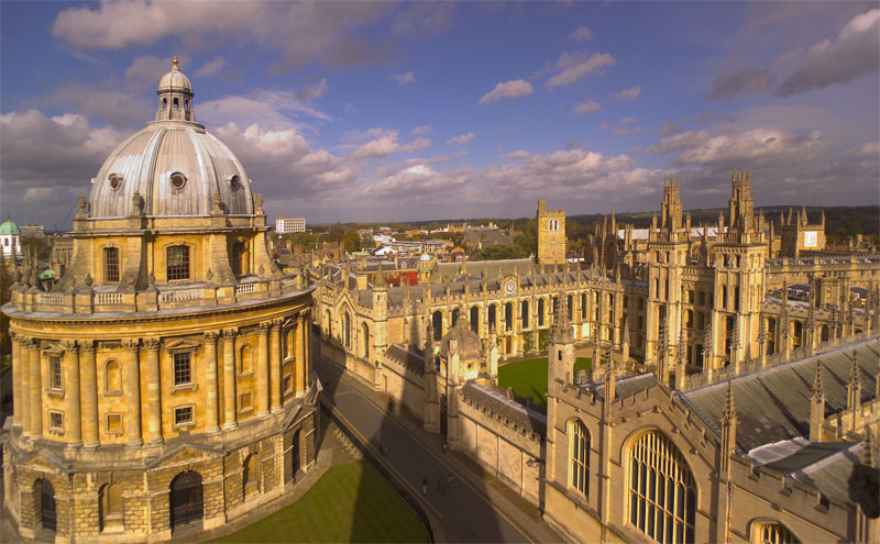 Connected Oxford | Linking Oxf...